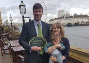 Countryside Alliance Awards - Oliver & Family
