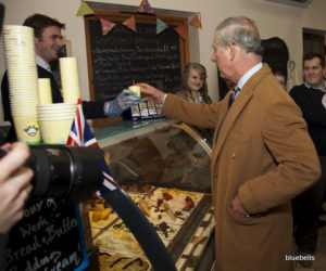His Royal Highness, The Prince of Wales