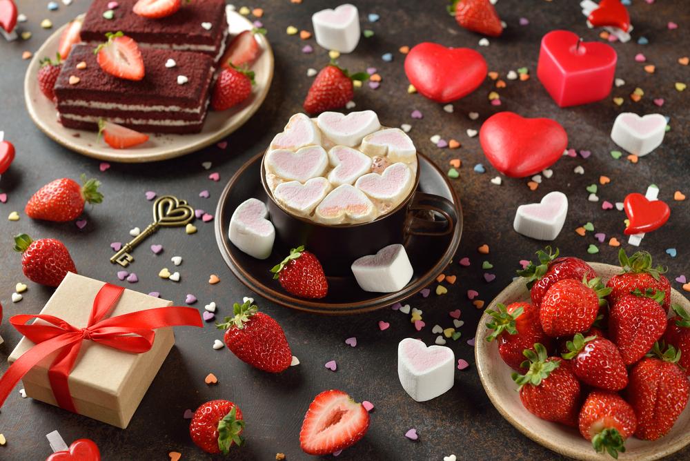Valentine's Day Pudding Night