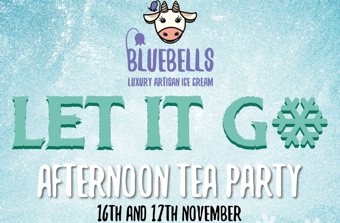 Let it Go Afternoon Tea Party