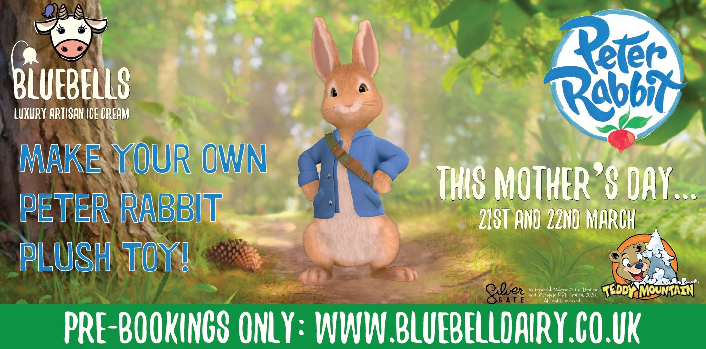 Peter Rabbit Mother's Day